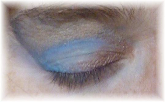 Amu bei Blau als Basis
