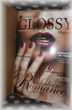 GlossyMag November 2013